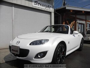 Used 2009 MAZDA ROADSTER BH654419 for Sale