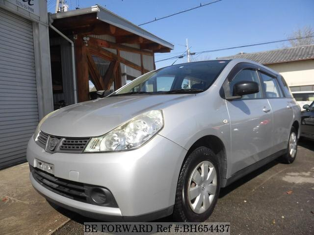Used 2007 NISSAN WINGROAD BH654437 for Sale