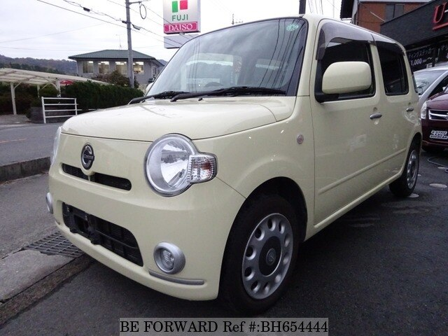 Used 2012 DAIHATSU MIRA COCOA BH654444 for Sale
