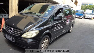 Used 2005 MERCEDES-BENZ V-CLASS BH654470 for Sale