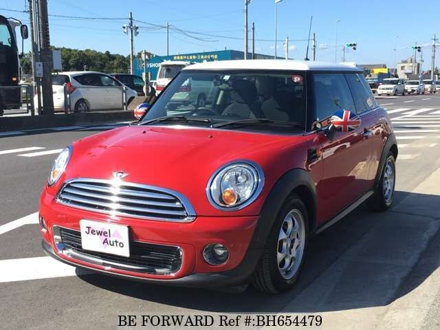 Used 2012 BMW MINI BH654479 for Sale