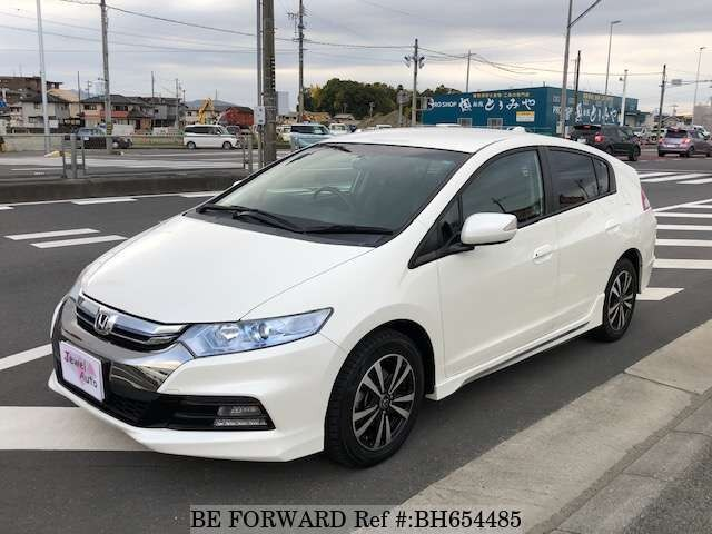 Used 2012 HONDA INSIGHT BH654485 for Sale