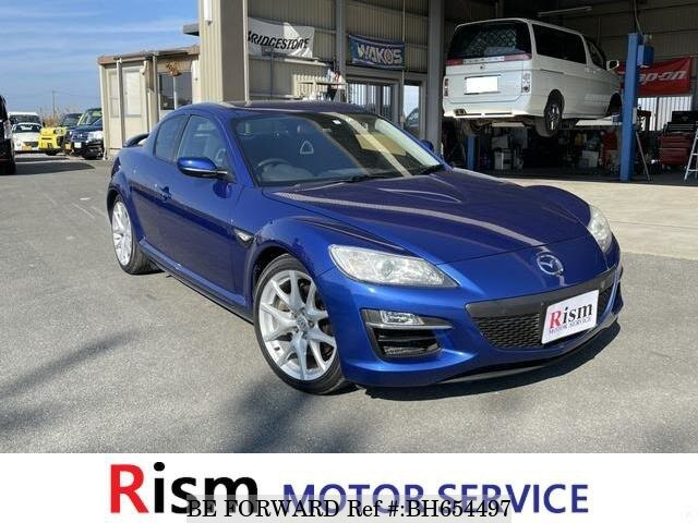 Used 2009 MAZDA RX-8 BH654497 for Sale