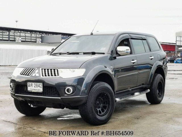 Used 2011 MITSUBISHI PAJERO BH654509 for Sale