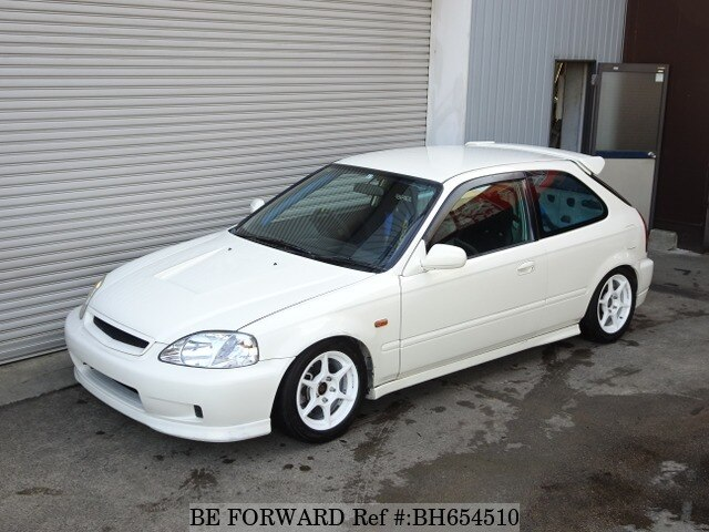 Used 1999 HONDA CIVIC TYPE R BH654510 for Sale