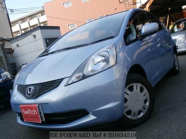 Used 2008 HONDA FIT BH654519 for Sale