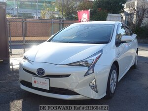 Used 2017 TOYOTA PRIUS BH654521 for Sale