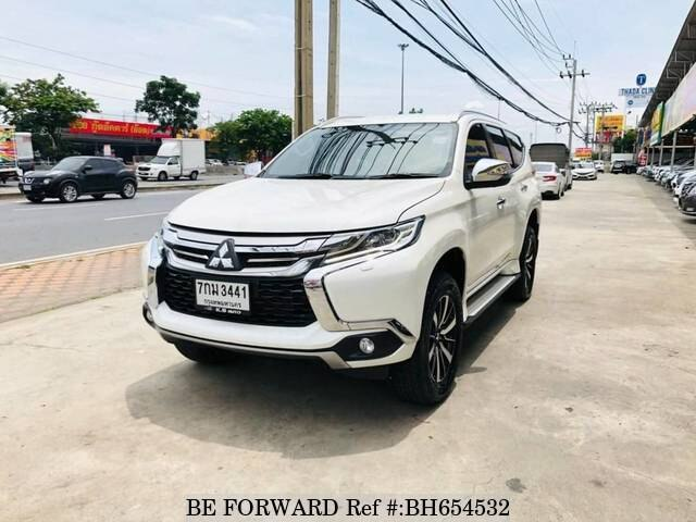Used 2018 MITSUBISHI PAJERO BH654532 for Sale