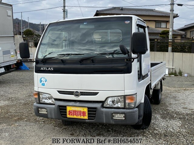 Used 2006 NISSAN ATLAS BH654557 for Sale