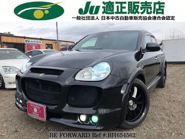 Used 2004 PORSCHE CAYENNE BH654562 for Sale