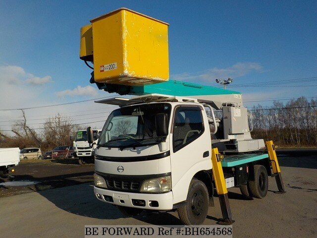 Used 2005 HINO DUTRO BH654568 for Sale