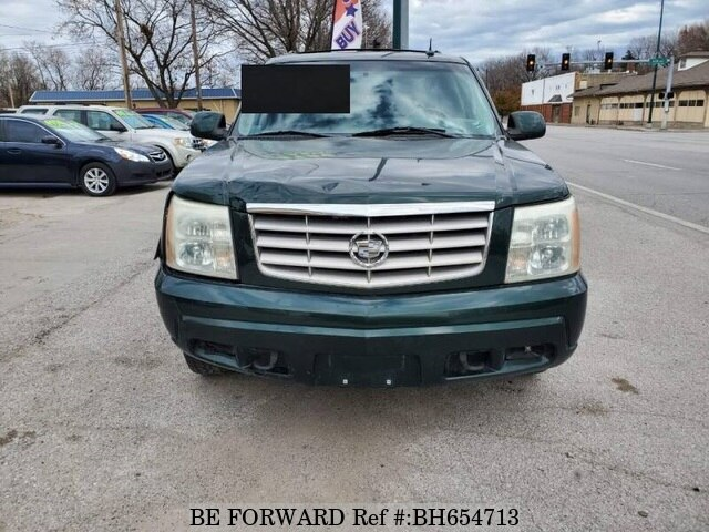 Used 2002 CADILLAC ESCALADE BH654713 for Sale