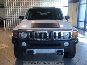 Used 2008 HUMMER H3 BH654717 for Sale
