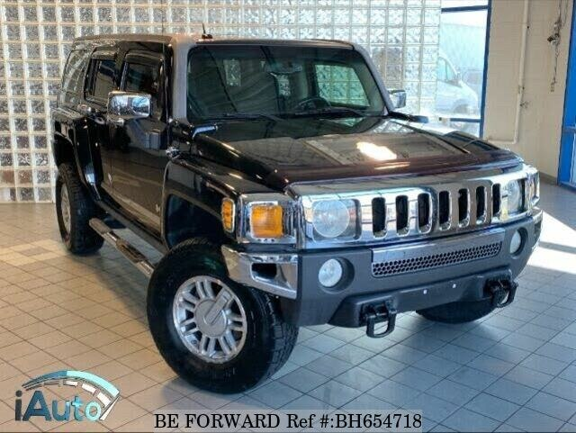 Used 2007 HUMMER H3 BH654718 for Sale
