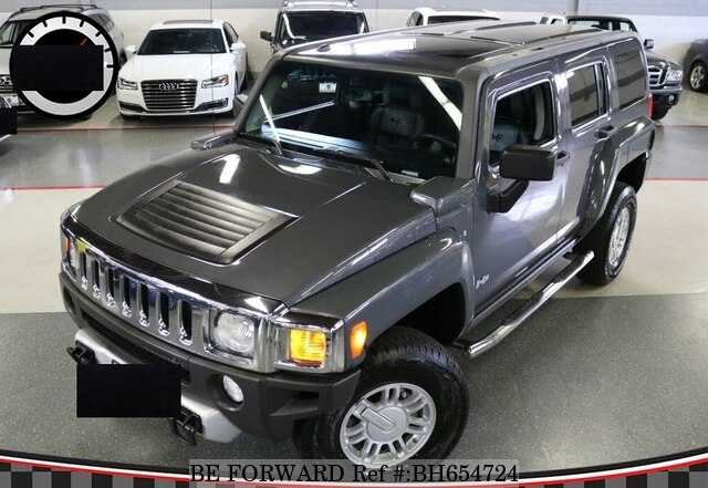 Used 2008 HUMMER H3 BH654724 for Sale
