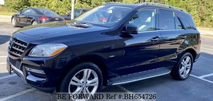 Used 2012 MERCEDES-BENZ M-CLASS BH654726 for Sale