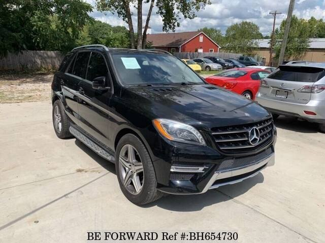 Used 2014 MERCEDES-BENZ M-CLASS BH654730 for Sale