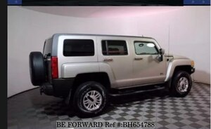 Used 2008 HUMMER H3 BH654788 for Sale