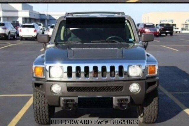 Used 2010 HUMMER H3 BH654819 for Sale