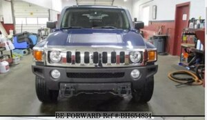 Used 2009 HUMMER H3 BH654834 for Sale