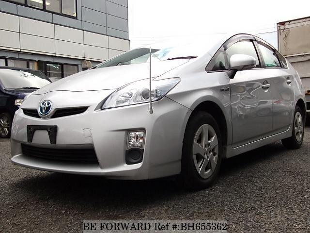 Used 2009 TOYOTA PRIUS BH655362 for Sale