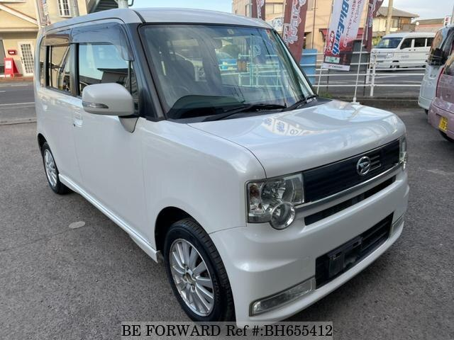 Used 2009 DAIHATSU MOVE CONTE BH655412 for Sale