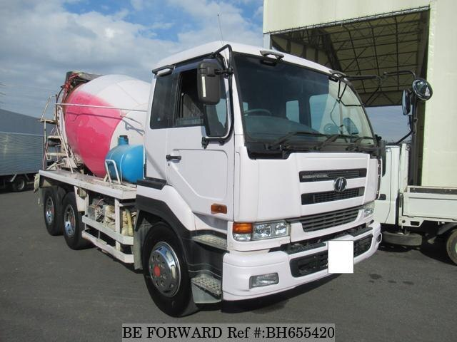 Used 2003 NISSAN BIG THUMB BH655420 for Sale