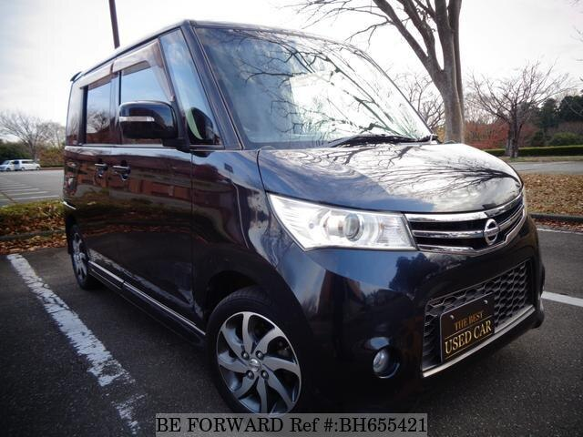 Used 2010 NISSAN ROOX BH655421 for Sale