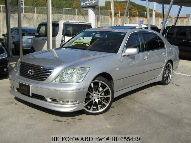 Used 2003 TOYOTA CELSIOR BH655429 for Sale