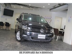 Used 2012 VOLKSWAGEN SHARAN BH655434 for Sale
