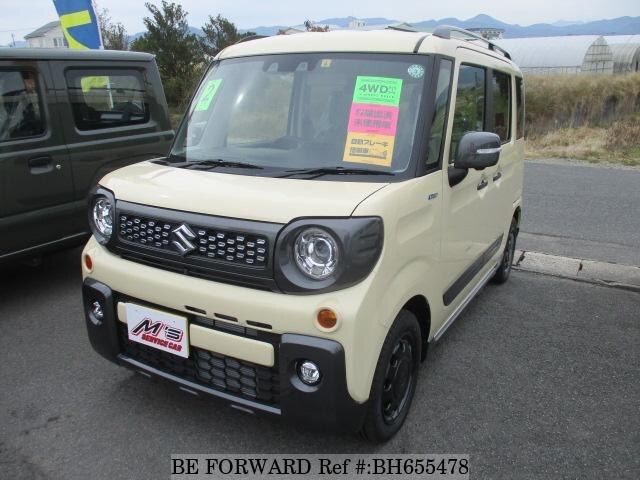 Used 2020 SUZUKI SPACIA BH655478 for Sale