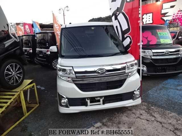 Used 2014 DAIHATSU TANTO BH655551 for Sale