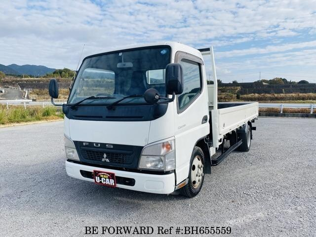 Used 2009 MITSUBISHI CANTER BH655559 for Sale