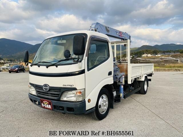 Used 2007 HINO DUTRO BH655561 for Sale