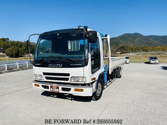 Used 2004 ISUZU FORWARD BH655562 for Sale