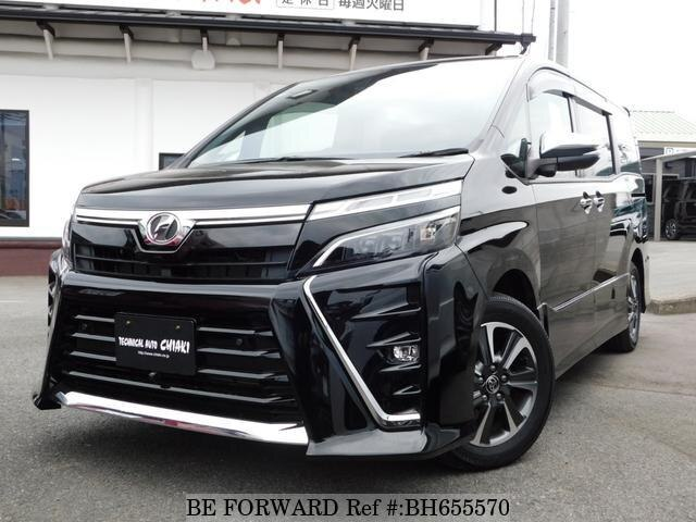 Used 2019 TOYOTA VOXY BH655570 for Sale