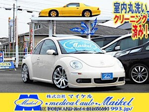 Used 2007 VOLKSWAGEN NEW BEETLE BH655590 for Sale