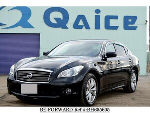 Used 2012 NISSAN FUGA BH655605 for Sale