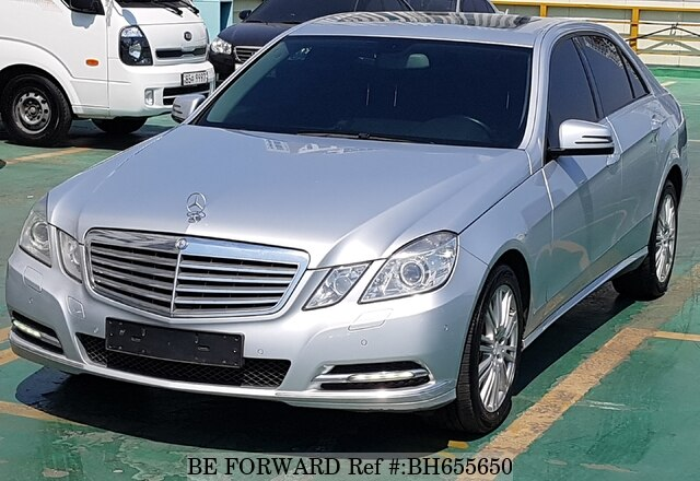 Used 2011 MERCEDES-BENZ E-CLASS BH655650 for Sale
