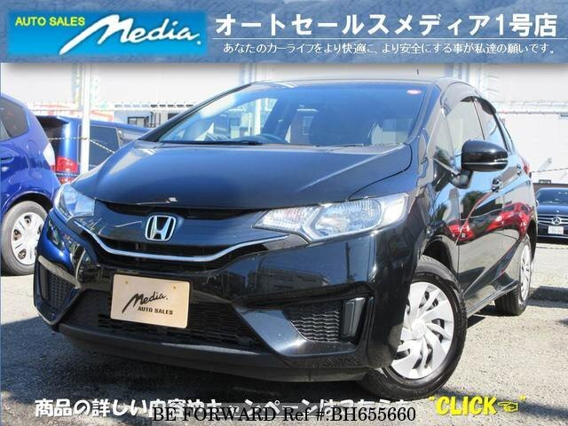 Used 2013 HONDA FIT BH655660 for Sale