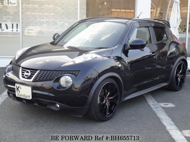 Used 2012 NISSAN JUKE BH655713 for Sale