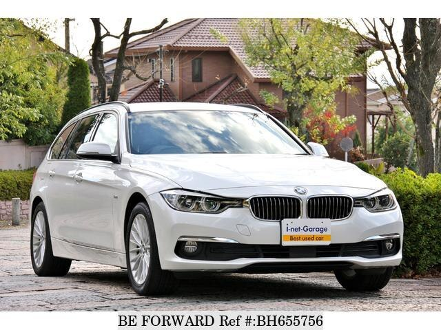 Used 2017 BMW 3 SERIES BH655756 for Sale
