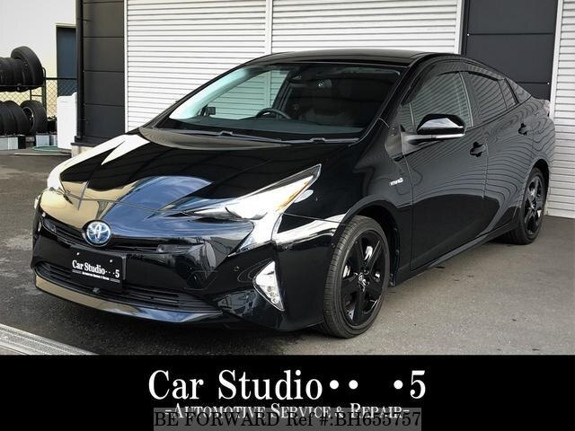 Used 2016 TOYOTA PRIUS BH655757 for Sale