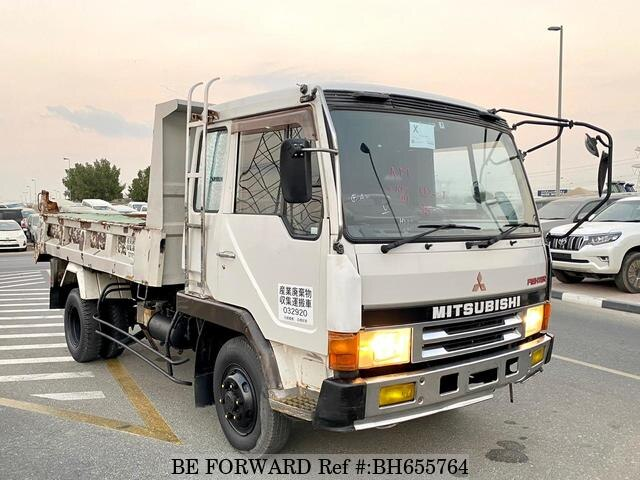 Used 1991 MITSUBISHI FIGHTER BH655764 for Sale