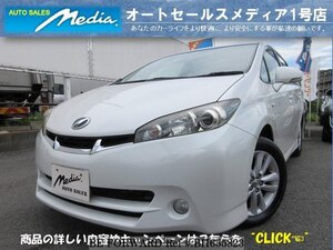 Used 2009 TOYOTA WISH BH655823 for Sale
