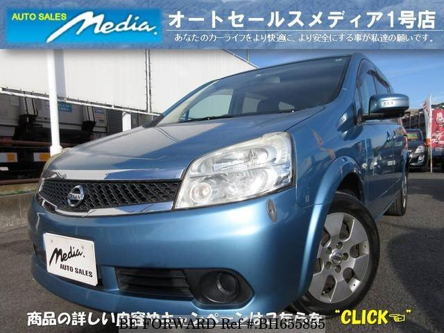 Used 2009 NISSAN LAFESTA BH655855 for Sale