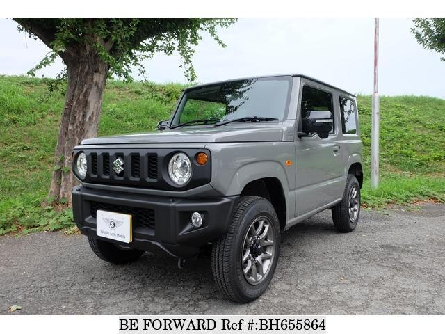 Used 2020 SUZUKI JIMNY BH655864 for Sale