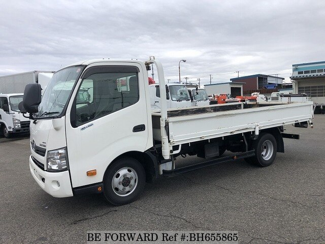 Used 2015 HINO DUTRO BH655865 for Sale