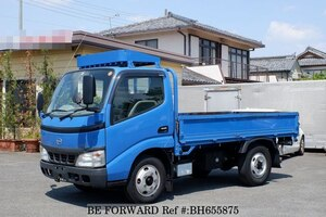 Used 2006 HINO DUTRO BH655875 for Sale