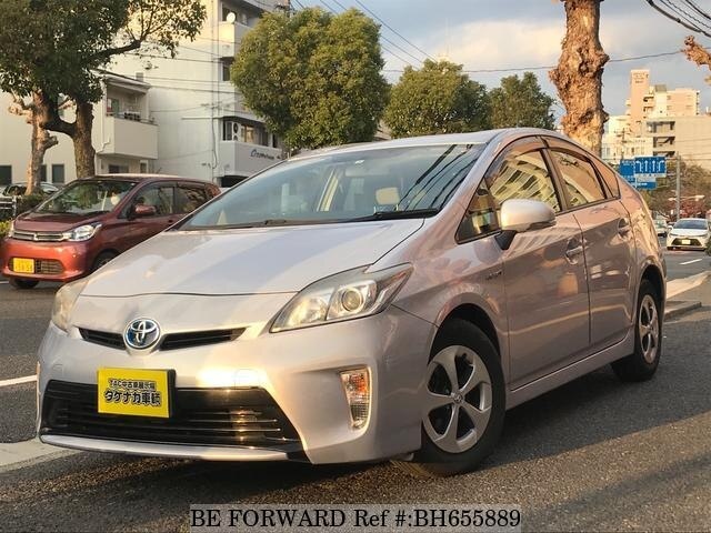 Used 2012 TOYOTA PRIUS BH655889 for Sale